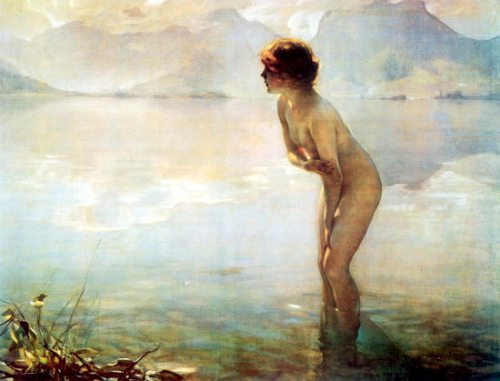 a Paul Emile Chabas (1869 – 1937, French) 4