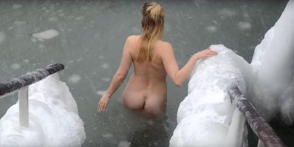 a ghiaccio