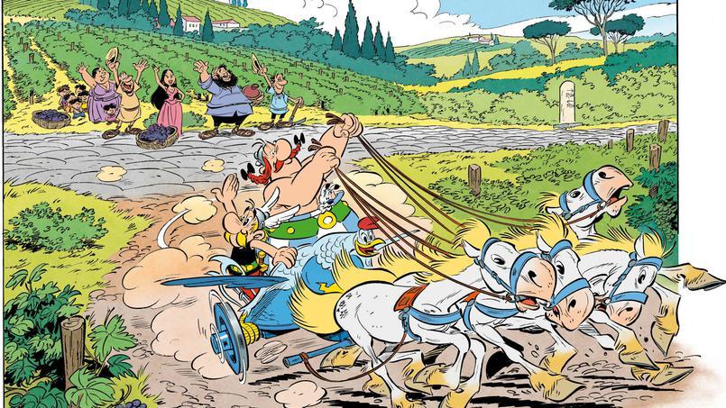 a asterix