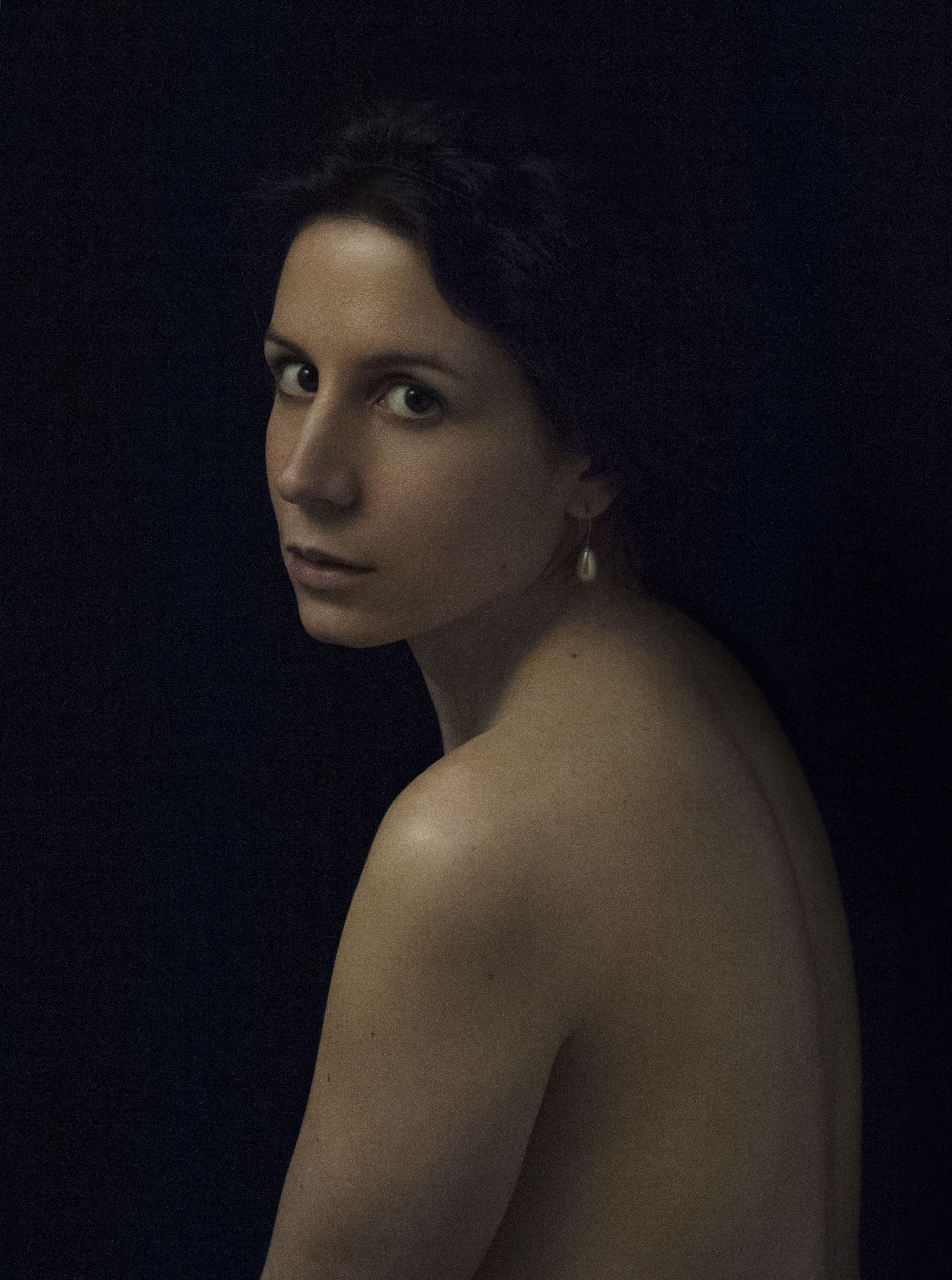 a Ronald Martinez, Nu Divin n. 22, Fotografia. Courtesy 29 Arts in Progress, Milano