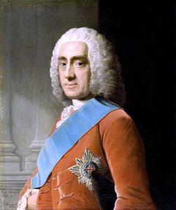 Ritratto del conte di Chesterfield, di Allan Ramsay, 1765.