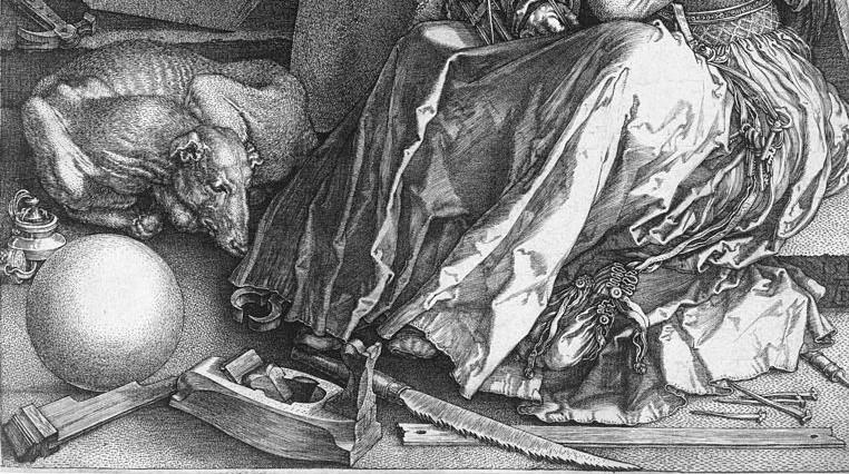 Dürer Melancholia I Sai Il Significato Dell Opera E La Funzione