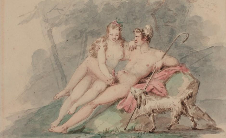 incontrato modelli di arte nude