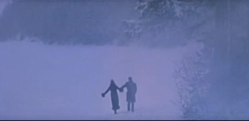 a la neve