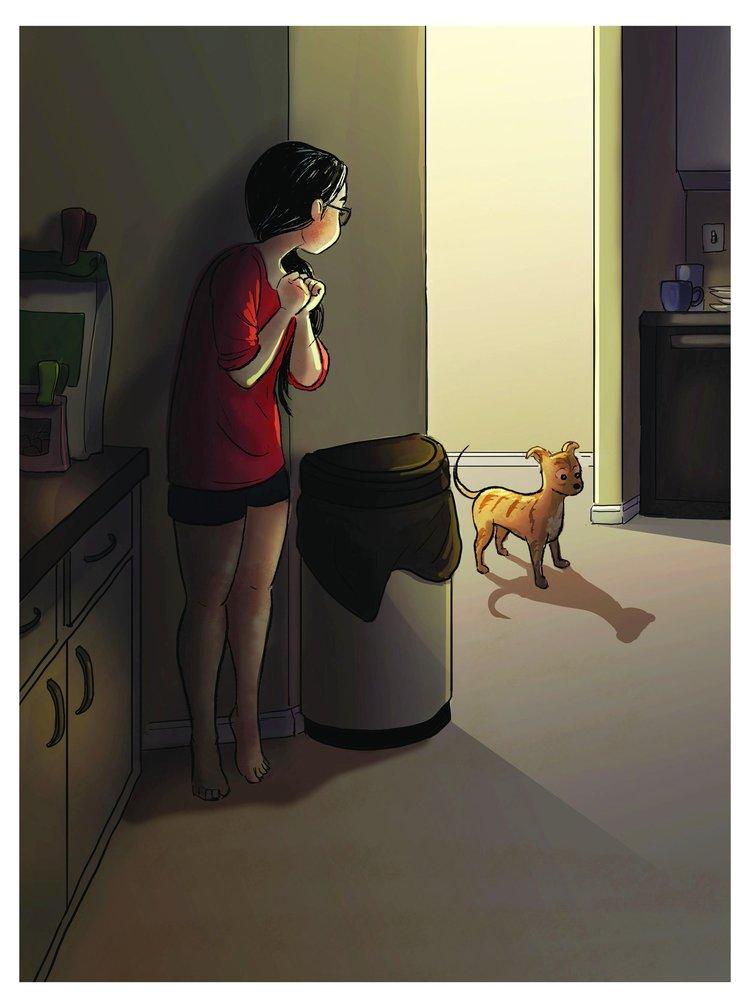a cagnolino