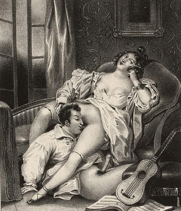 Achille Devéria, La Morale en action, ou Dix années de la vie d'une femme. Histoire contemporaine, 1833