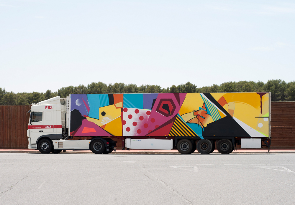 a camion figueroa SEN2-TRUCK