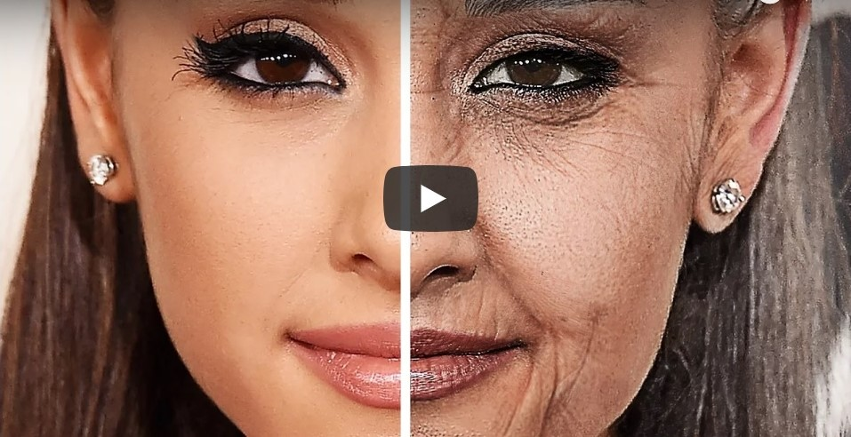 Estetica Ariana Grande Oggi E Da Anziana Le Donne Sbagliano A